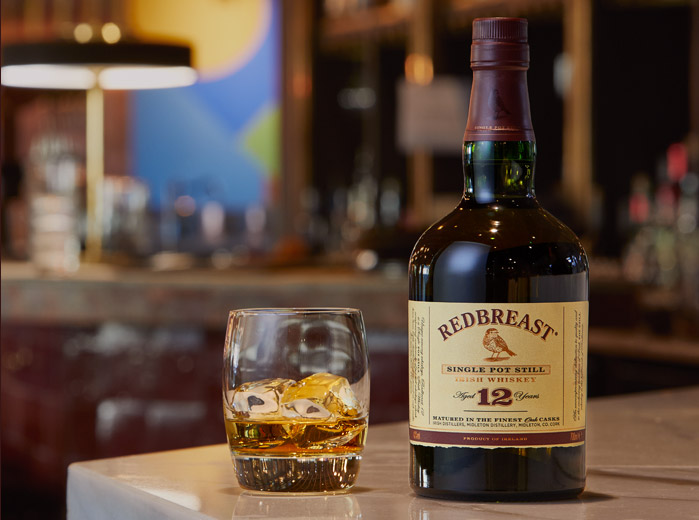 The History of Redbreast