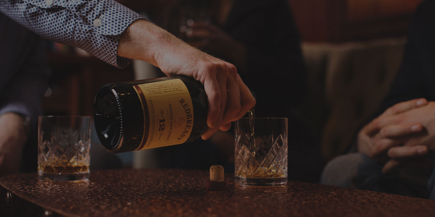 Redbreast Whiskey Drinks
